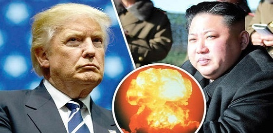 Report: Trump Administration Preparing To Strike North Korea If Nuclear Test Occurs (Video)