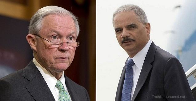 Sessions' Releases Memo To All 94 US Attorneys ORDERING The Reversal Of Holder-Era Policy (Video)
