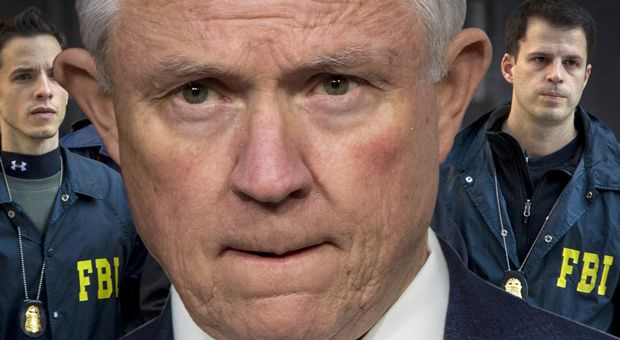 Attorney General Jeff Sessions: Fight Against 'Evil' Pedophiles A Top Priority (Video)