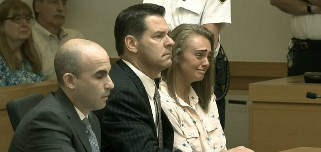 Massachusetts Texting Suicide Verdict: Michelle Carter GUILTY Of Involuntary Manslaughter (Video)