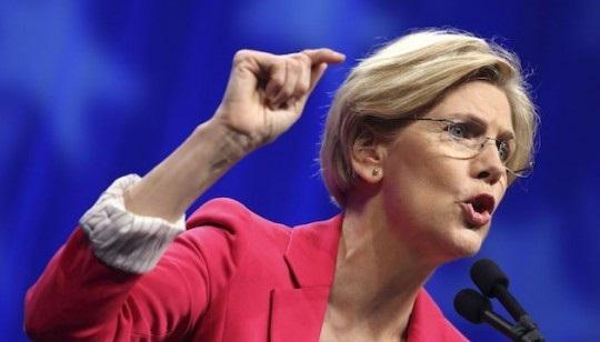 Elizabeth Warren To President Trump: 'Donald, You Ain't Seen Nasty Yet' (Video)