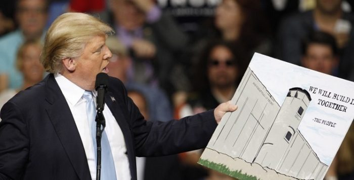 Trump Administration Plans Summer Announcement Of Wall Prototypes