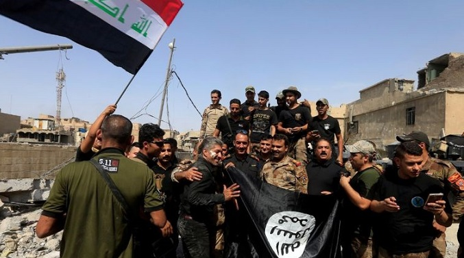 ISIS DEFEATED: US-Led Coalition Announced Mosul Reclaimed (Video)