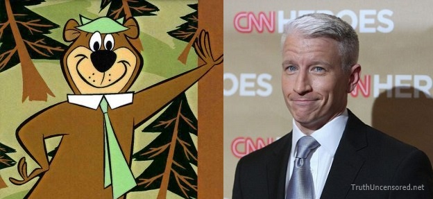 "CNN Ratings Collapse: Now Losing To Nick-At-Nite And Re-Runs Of ""Yogi Bear"""
