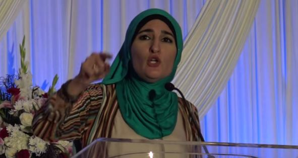 """Linda Sarsour Tells Muslims To Form """"Jihad"""" Against Trump, NOT To Assimilate With Americans (Video)"""