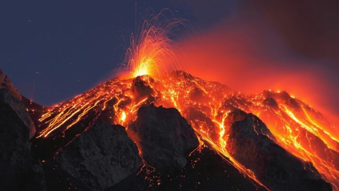 SUPERVOLCANO Could Erupt At Anytime In This State After Strongest Earthquake In 20 YEARS Hits