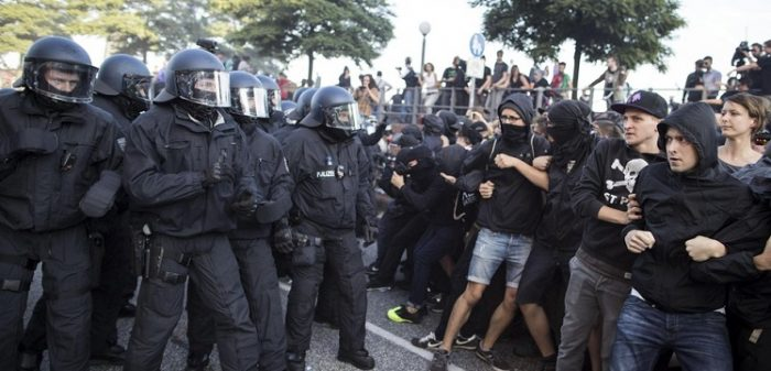 "Germany Bans 'Extremist AntiFa' Website For ""Legitimizing Violence Against Police Officers"""