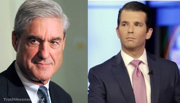 Mueller Convenes Grand Jury To Investigate Don Trump Jr. And Alleged Russian Interference (Video)