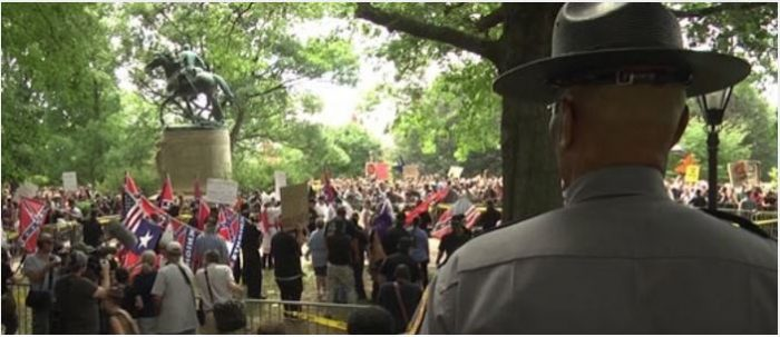 "Charlottesville Police Come Forward: We Were Told to ""STAND DOWN"" to Allow Violent Clashes (Video)"