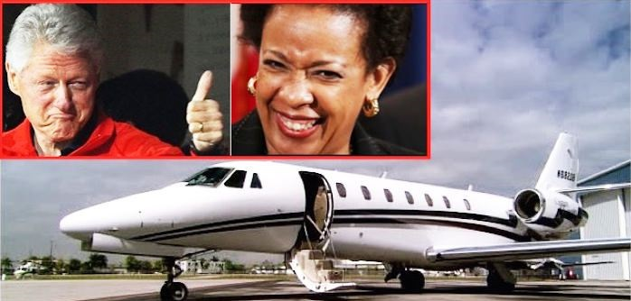 """NSA Refuses To Release Clinton/Lynch Tarmac Recording Due To """"National Security"""""""