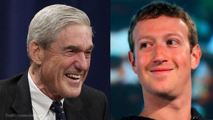SWAMP: Mark Zuckerberg Gave Robert Mueller 'Information' For Trump-Russia Investigation