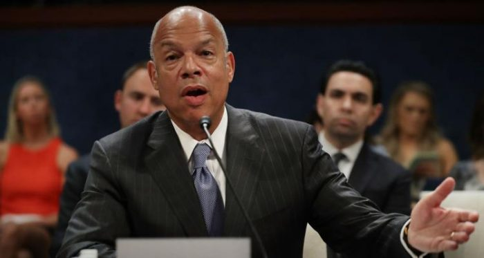 Jeh Johnson: 'No Evidence' That Ballots Altered, Votes Suppressed in 2016 Election Hacking' (Video)