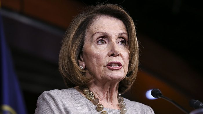 Nancy Pelosi's Message to Democrats: 'The Voters 'Don't Want to Hear us Criticizing the President'