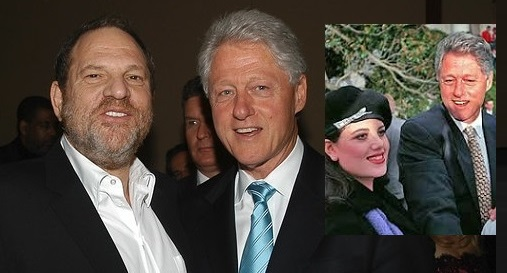 REVEALED: Harvey Weinstein Helped Pay for Bill Clinton's Legal Fees During Monica Lewinsky Scandal