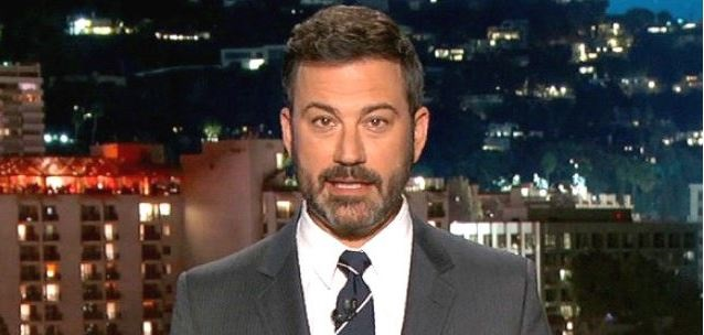 Jimmy Kimmel Doubles Down on Gun 'Nuts': 'You Bear Some Responsibility, You Know it's Your Fault' (Video)