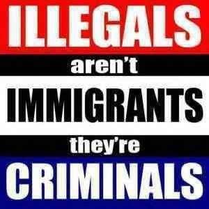 Aiding an ILLEGAL is a FELONY: Read the LAW!