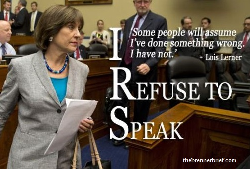 Finally Boehner Does the Right Thing and Calls for Contempt After IRS Official Won't Talk