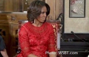 Michelle Obama's China Stay In a $8,000 a Night Hotel!