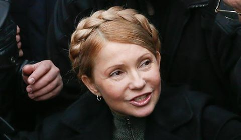 Why is the west supporting Yulia Tymoshenko?
