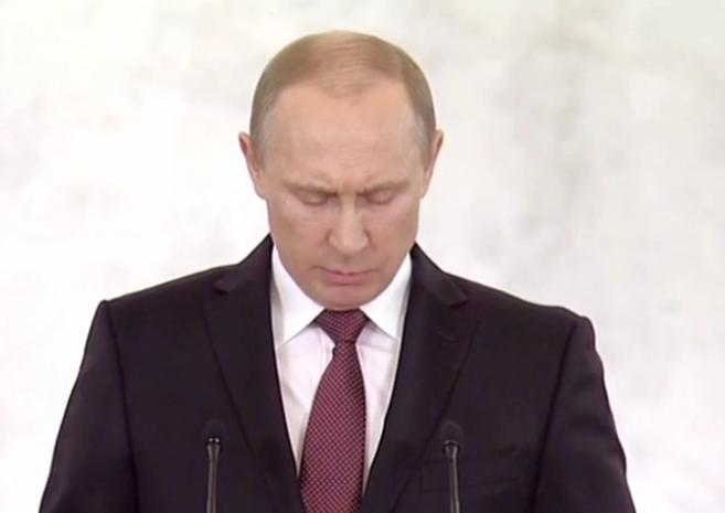 Putin's speech on Crimea Referendum!