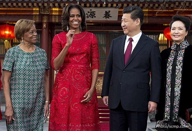 Michelle Obama the Hypocrite Praises Free Speech – Bans Press on China Trip