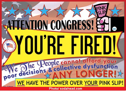 Congress Underpaid? Are You Kidding Me!