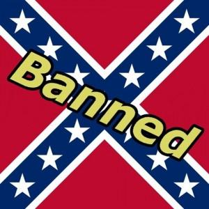 California Bans Confederate Flag