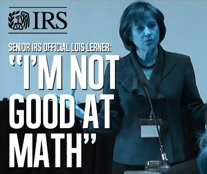 Illegal IRS Audits Rob Tea Party Supporters of Their Life Savings