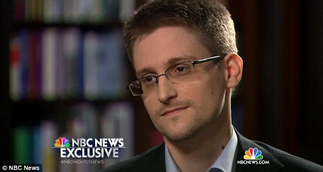 Whistleblower Edward Snowden Says He Was 'trained as a spy' And Worked Undercover For The CIA And NSA In His First US Interview