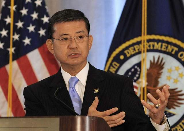 Veterans Affairs Secretary Shinseki Resigns!