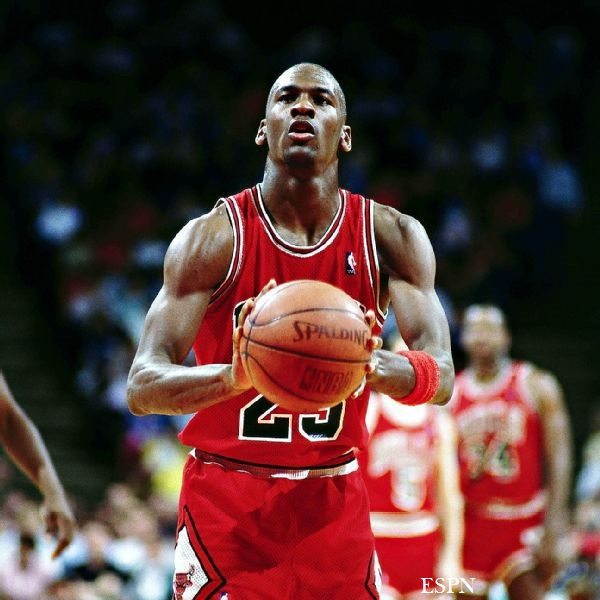 """Superstar Michael Jordan ''Basically, I was against all white people"""""""
