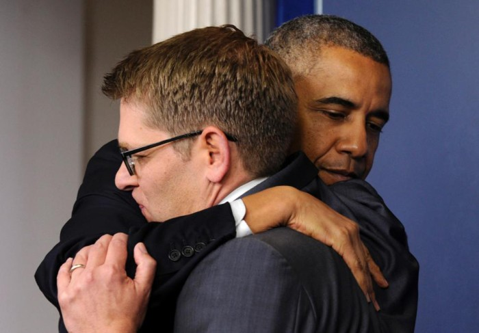 Jay Carney Resigns: Maybe the Lies Became too Much…
