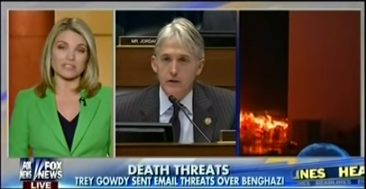"Trey Gowdy Amid Death Threats: ""I want to see every single solitary relevant material document"" Relating to Benghazi"""