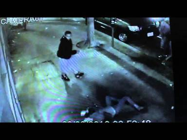 (Video) Thug Kicks Woman In Head- Nearly Kills Her- Finally Sentenced