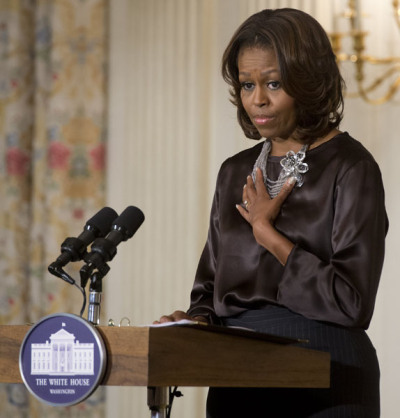 The Many Faces of Michelle Obama: The Queen Of Mean