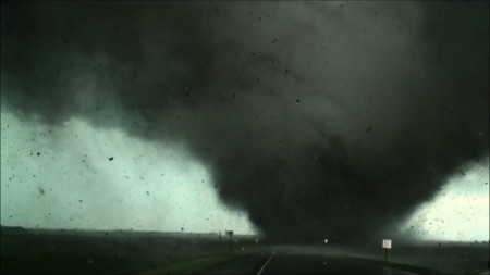 Pilger Tornado Close-Up