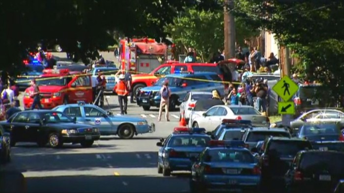* BREAKING * 1 dead, 3 hurt in shooting at Seattle Pacific University