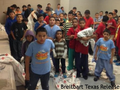 DHS Plans to House Illegal Minors at Army Base