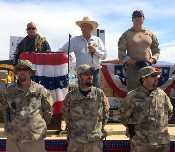 Sheriff and Feds Going After Bundy! 'Rancher Must Be Held Accountable'