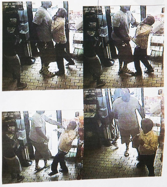 Ferguson Police Chief: Michael Brown Was Robbery Suspect The Day Of Shooting