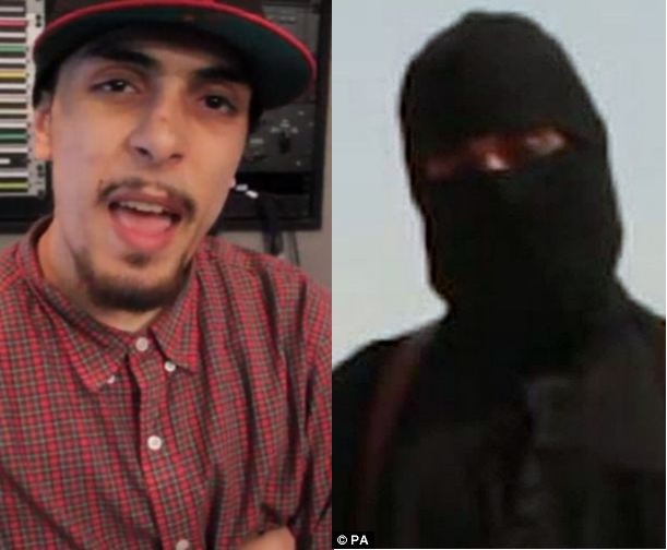 The Hunt For John Foley's ISIS Murderer: Is One Of These British Extremists Jihadi John?