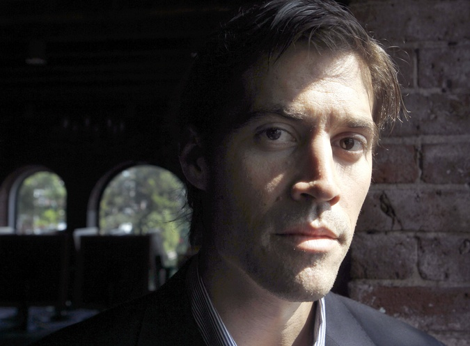 A LETTER FROM JIM: JAMES FOLEY'S FINAL WORDS HOME
