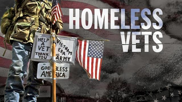 POWERFUL: PTSD And Homeless Vets in 'Wrong Side of Heaven' (Video)