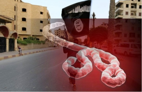 ISIS SENDING MUSLIMS INFECTED WITH EBOLA INTO THE USA TO INFECT AMERICANS