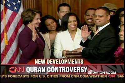 MINNESOTA DEM CONGRESSMAN KEITH ELLISON NAMED MUSLIM OF THE YEAR BY MUSLIM BROTHERHOOD FRONT GROUP CAIR