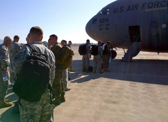 U.S. TROOPS WON'T GET HAZMAT SUITS FOR EBOLA MISSION IN WEST AFRICA