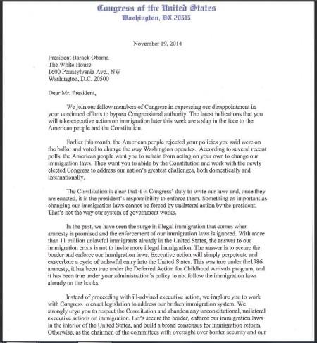 Obama told to halt EO