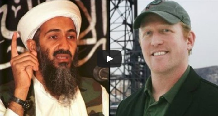 WATCH: NAVY SEAL WHO KILLED OSAMA BIN LADEN SAYS HE DIED AFRAID AND A COWARD