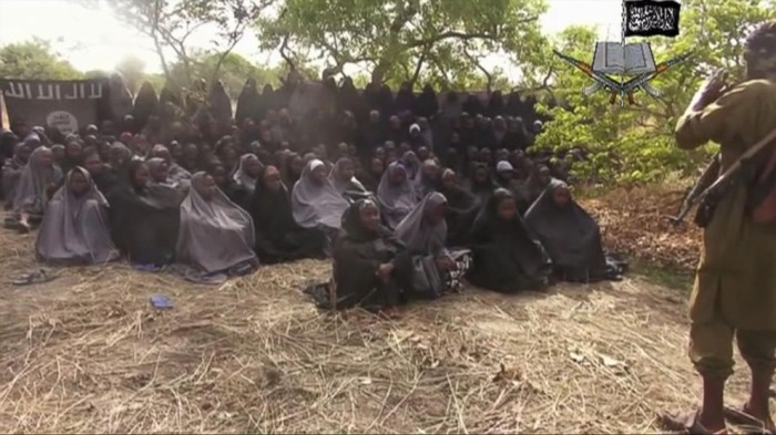 WATCH: Islamic Extremist Boko Haram Says Kidnapped Girls Are Now 'Married'