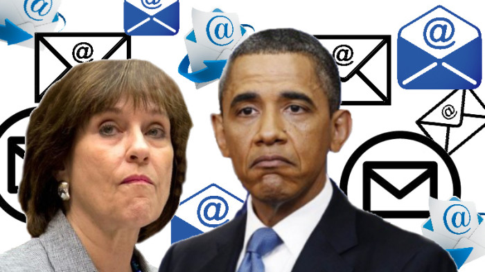 BUSTED: At Least 30,000 Missing Emails From IRS' Lois Lerner Recovered
